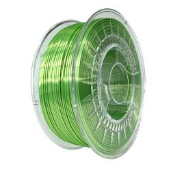 Silk Devil Design Filament - Bright Green 1 kg, 1.75 mm
