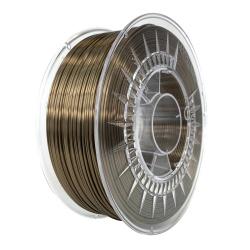 Silk Devil Design Filament - Bronze 1 kg, 1.75 mm