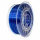 Devil Design PETG Filament - Transparent Super Blue  1 kg, 1.75 mm