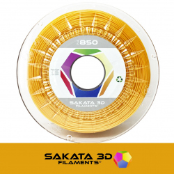 Sakata 3D Ingeo 3D850 PLA Filament - Silk Sunset 1.75 mm 1 Kg