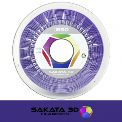Sakata 3D Ingeo 3D850 PLA Filament - Silk Midnight 1.75 mm 1 Kg