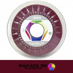 Sakata 3D Ingeo 3D850 PLA Filament - Silk Wine 1.75 mm 1 Kg