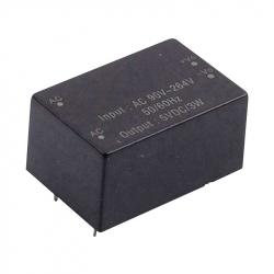 Convertor AC/DC 220V la 5V 600ma 3W