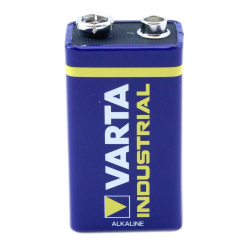 9V Alkaline Varta Battery 6LR61 4022