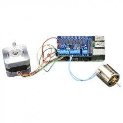 Adafruit DC and Stepper Motor HAT for Raspberry Pi - Mini Kit