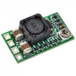 Adjustable Micro DC-DC Step Down Converter Module (4.5 -  24 V Input, 0.8 - 17 V Output)