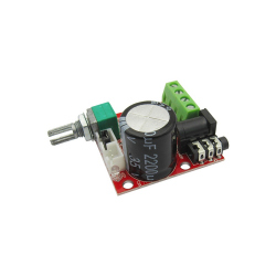 2 x 10 W Audio Amplifier Module