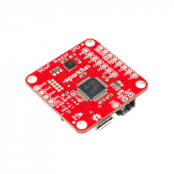 Development Board With MPU-9250 And Atmel SAMD21 Microcontroller (Razor IMU M0)
