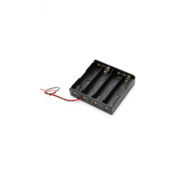 4 x R6 Battery Support