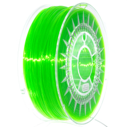 PET-G Bright Green Transparent, 1.75 mm