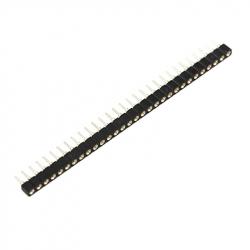 Breakable 2.54 mm Female Pin Header 40p