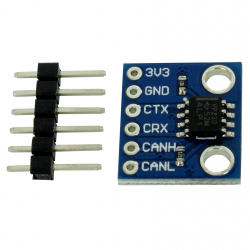 SN65HVD230 CAN Bus Transceiver Module
