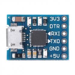Micro USB CP2102 Breakout Module