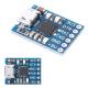 Modul Convertor Micro USB la Serial CP2102 Albastru