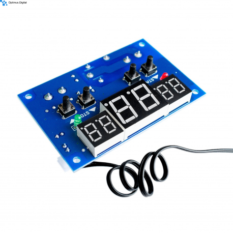 XH-W1401 Digital Temperature Controller (Thermostat) - Broken Buttons