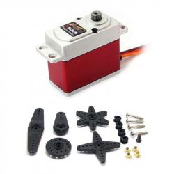 23kg.cm High Torque HV Metal Case Digital Car Servo Fi8625M