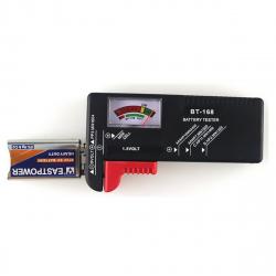 BT168 Digital Battery Universal Tester