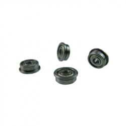 F623ZZ Aluminium Flange Bearings