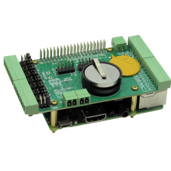 Building Automation 8-Layer Stackable Card for Raspberry Pi