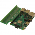 Sequent Microsystems Screw Mount Breakout Card Type-1 Accepting 26-18 AWG wires all Raspberry Pi