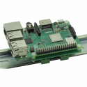 Sequent Microsystems DIN-RAIL Kit Type 1 Parallel Mount for all Raspberry Pi's