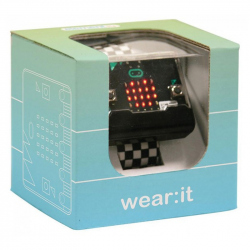 MBIT-WEARIT -  Development Kit, Micro:Bit Wear:It, Wearable/Fitness Tracking Prototyping