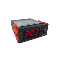 W2030 Temperature Controller with K Type Input (-30 ~ 999 °C, 12 V)
