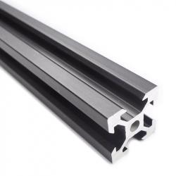 V-Slot Black Aluminium Profile 75 cm