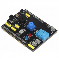 Multi-Function Learning Shield for Arduino