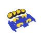 4 Motors Robot Kit (Blue)
