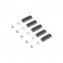 SparkFun MicroMod DIY Carrier Kit (5 pack)