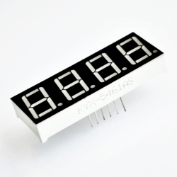 "0.36"" 4 Digit LED Display Common Cathode"
