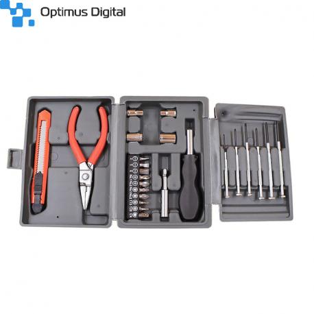 Universal Toolbox (24 tools)