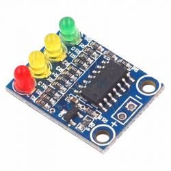 12 V Battery Voltage Indicator with 4 LEDs