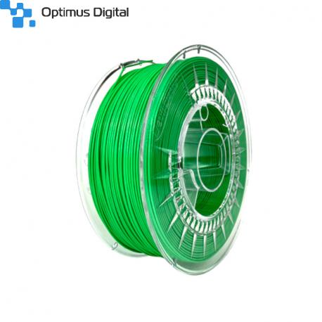 Filament PLA 1.75 LIGHT GREEN 1Kg