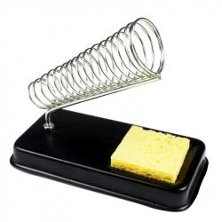 Mini Rectangular Soldering Iron Stand