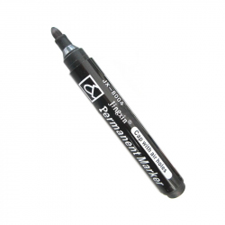 Black Permanent Marker