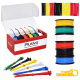Plusivo Silicone Wire Kit (24AWG, 6 colors, 9m each)
