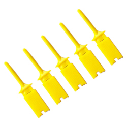 SMD Test Clip Yellow