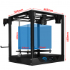 Sapphire Pro V1 3D Printer (Partially Assembled)