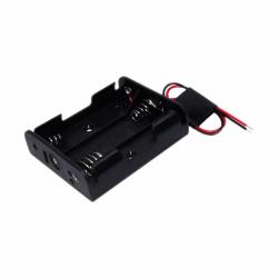3xR3 Battery Case
