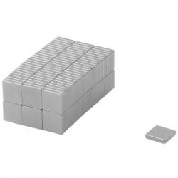 Neodymium Block Magnet 5x5x1 Thick N38