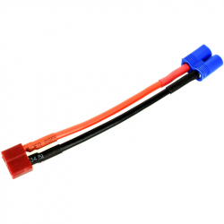 T Female to EC3 Male Connector Cable