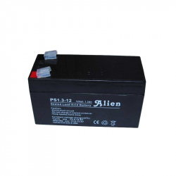 Lead-Acid Battery (12 V, 1.3 A)