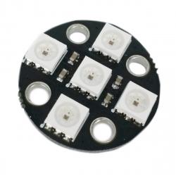 WS2812 LED Module (Cross Shape)
