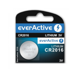 CR2016 EverActive Lithium Battery