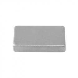 Neodymium Block Magnet 30x20x5 Thick N38