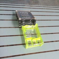 Raspberry Pi Slim Case - Black