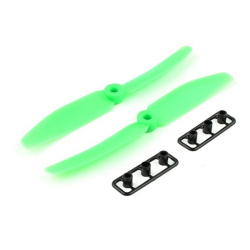 Gemfan Propeller 5x4 Green CW/CCW - Set 2 pieces