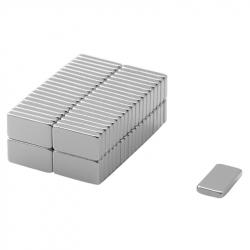 Neodymium Block Magnet 8x4x1 Thick N38